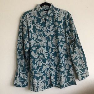 Reyn Spooner Aloha long sleeve shirt *NEVER USED
